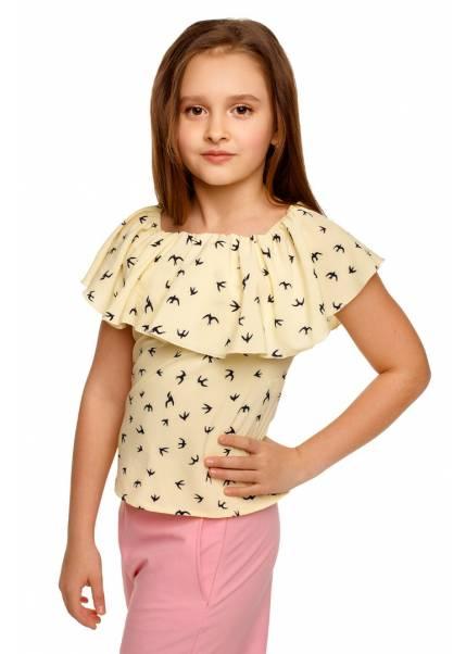 d386a634df7 Детские школьные блузки оптом от производителя  TASHKAN™