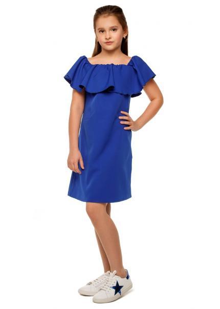 Платье Лана, синий