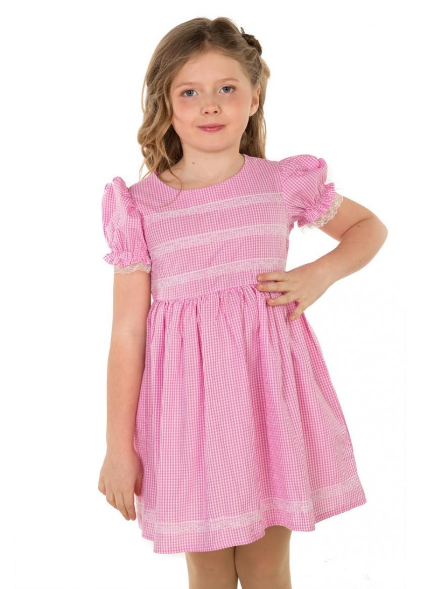 Платье Машенька, розовый