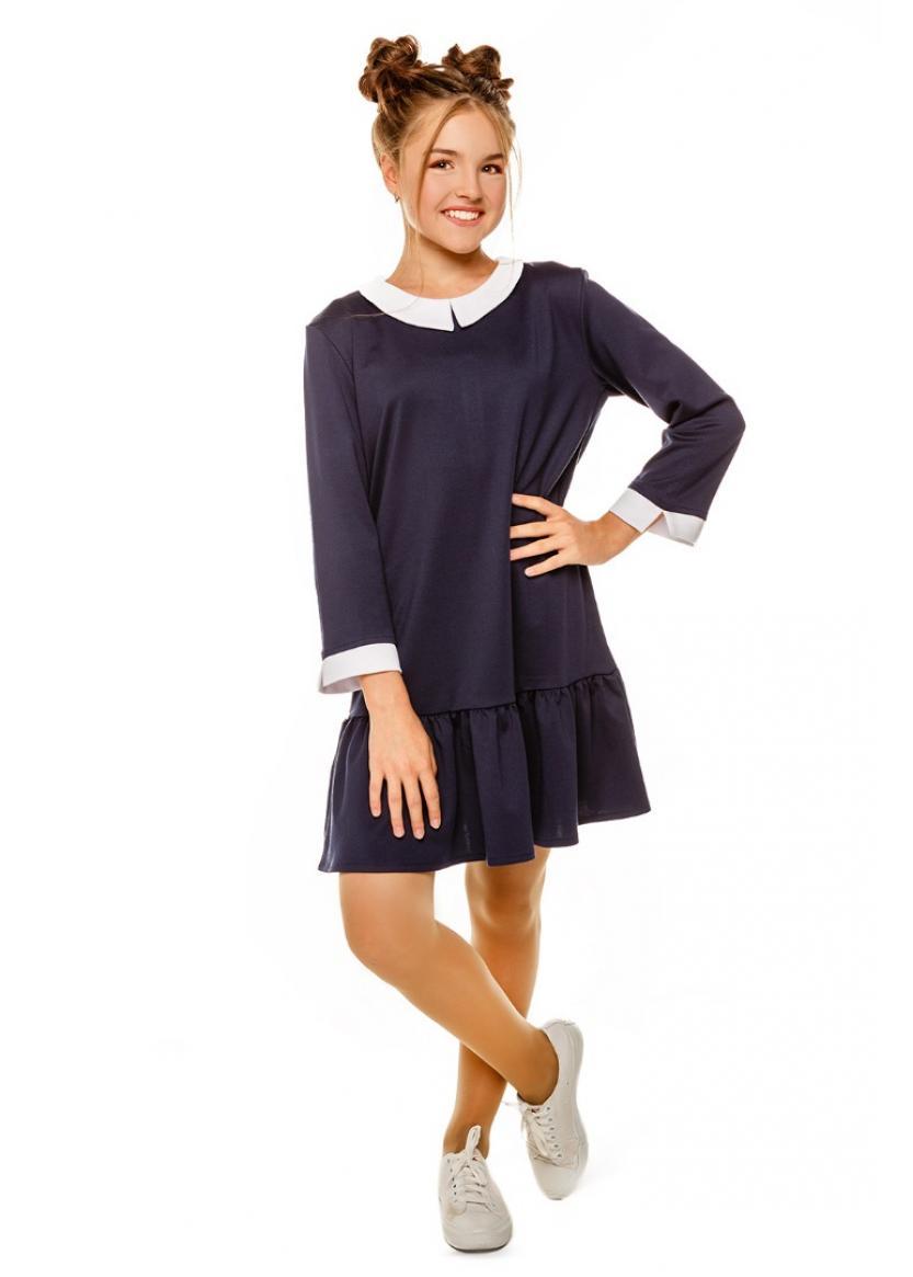 Платье Марион, синий