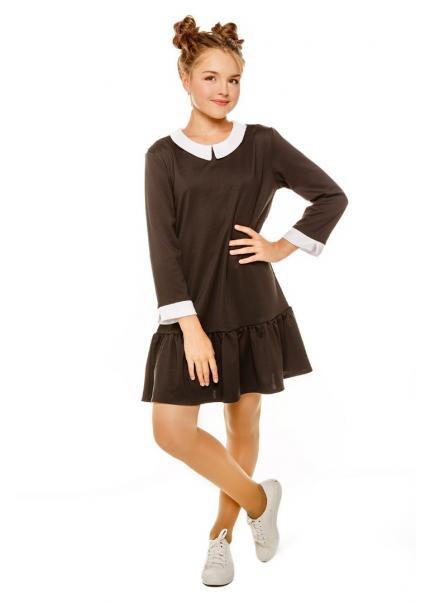 Платье Марион, черный