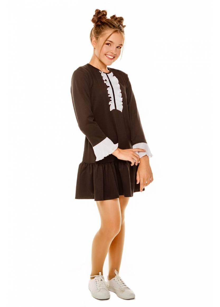 Платье Натали, черный