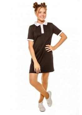 Платье Поло, черный