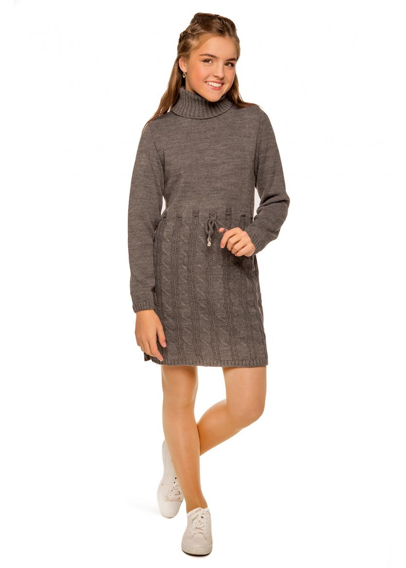 Платье Астрид, серый