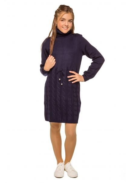 Платье Астрид, синий