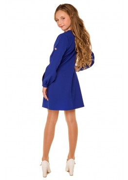 Платье Богдана, синий