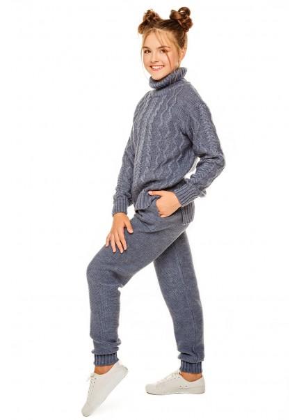 Костюм Кассандра, джинсовый