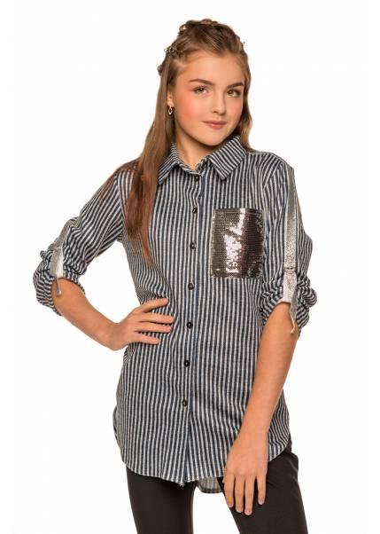 Рубашка Айми, белый