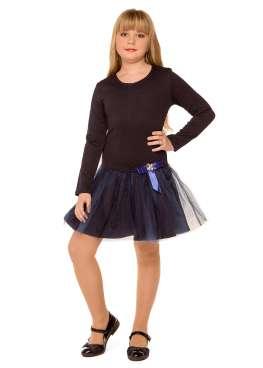 Платье Тиша, синий