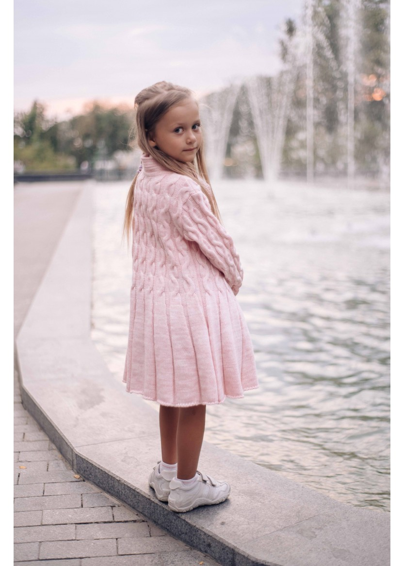 Кардиган Лола, розовый