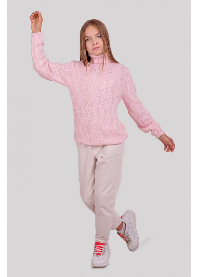 Свитер Стюарт, розовый