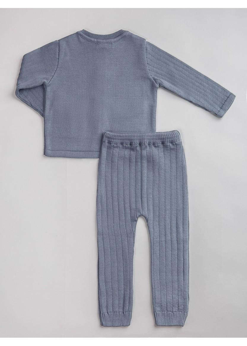 Костюм Поппи, джинсовый