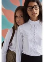 Блуза Алана, белый