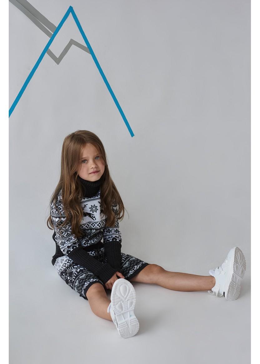 Платье Лапландия, серый