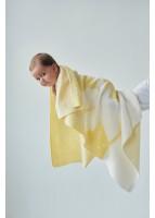 Плед Ангелочки, желтый
