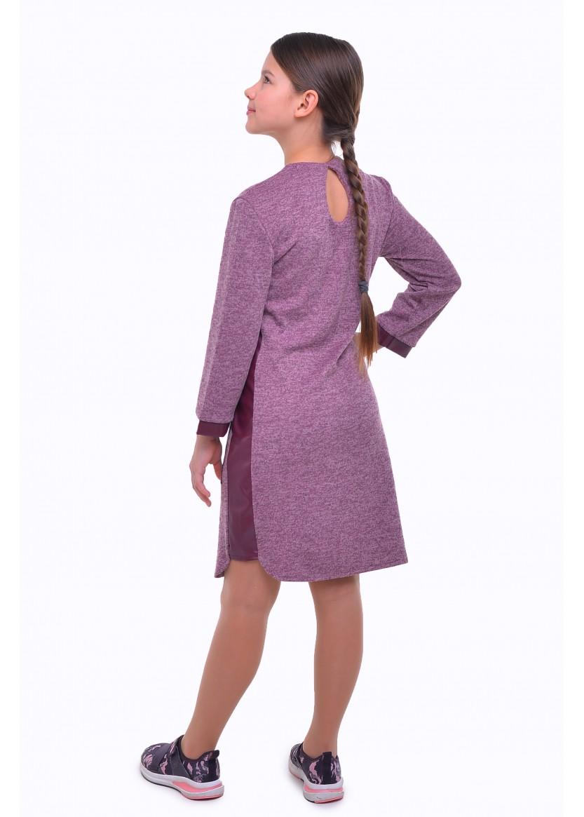 Платье Бромелия, сиреневый