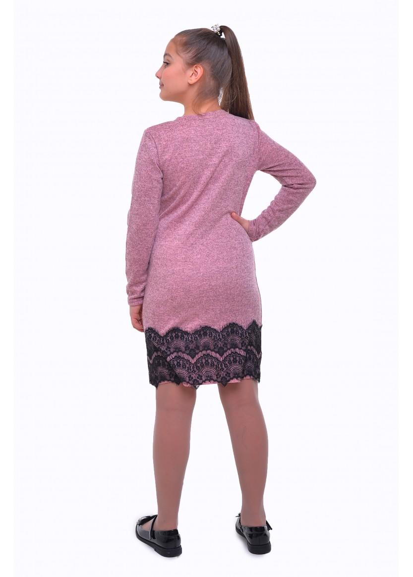 Платье Вилора, персиковый