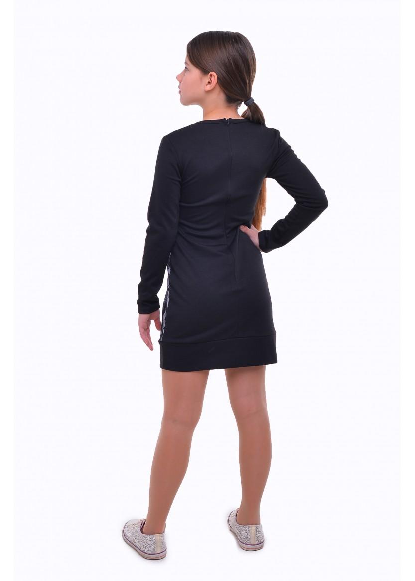 Платье Нелли, черный