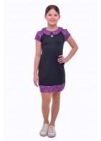Платье Студио, фиолетовый