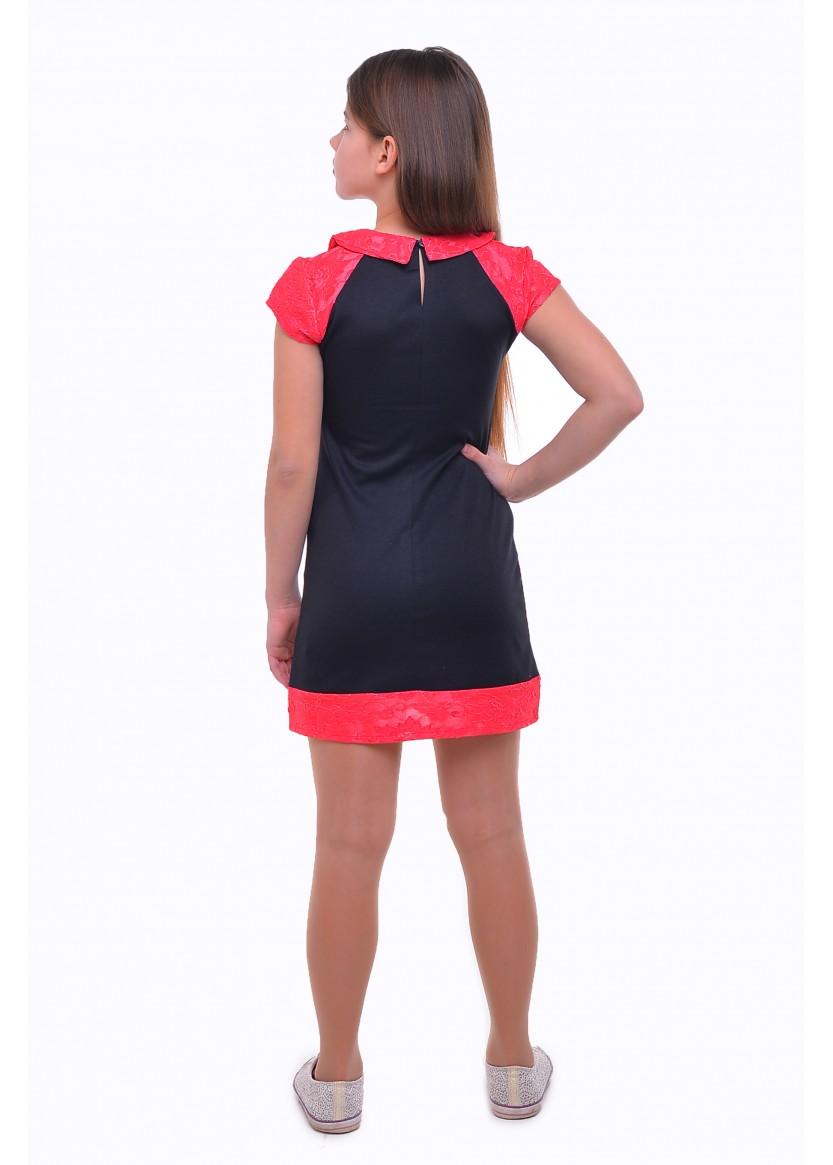 Платье Студио, красный