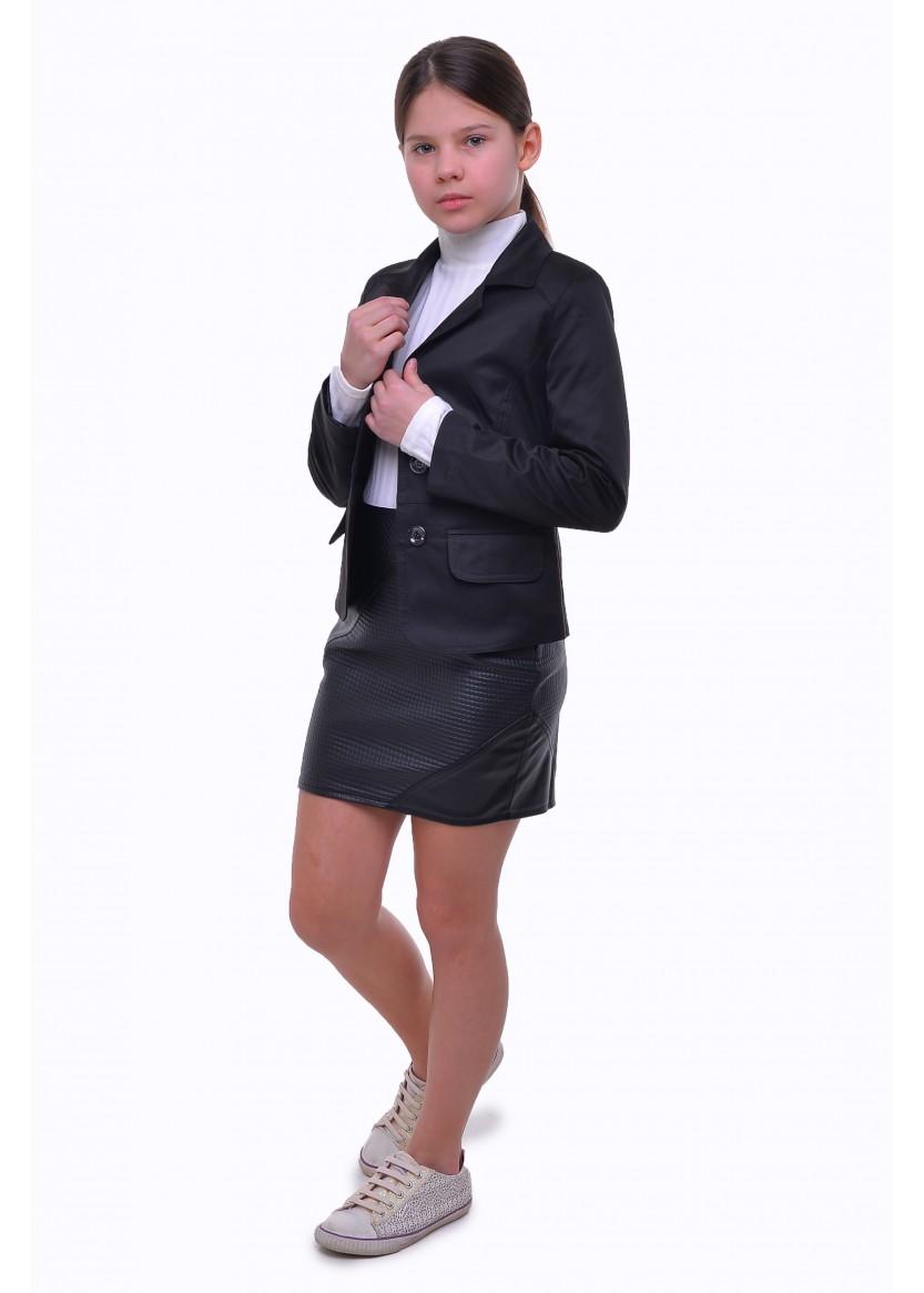Пиджак Респект, черный