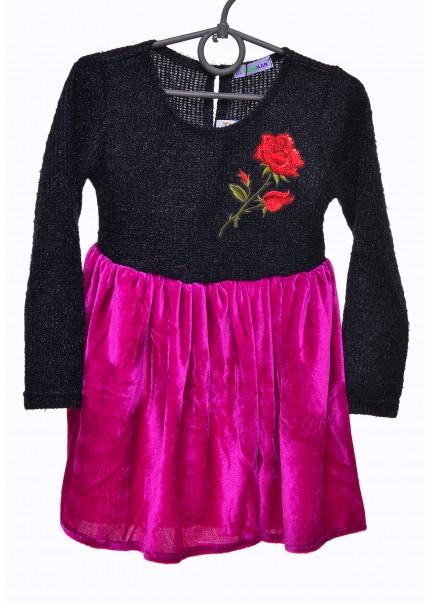 Платье Эстер, черный