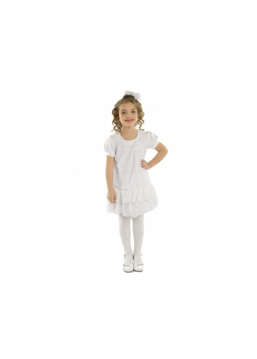 Платье Эмма, белый
