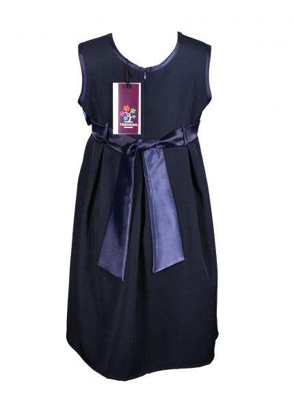 Платье Розочки, черный
