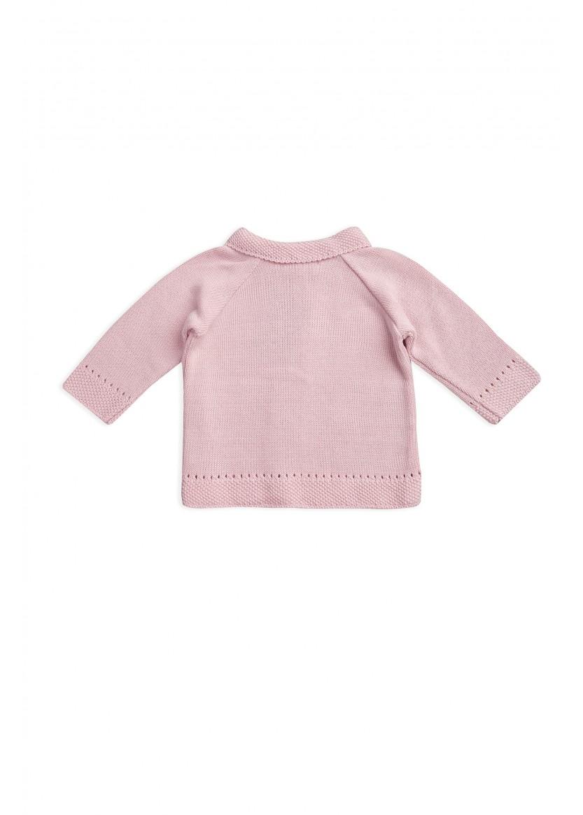 Кофта Милка, розовый