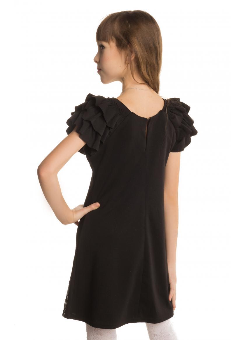 Платье Майя, черный
