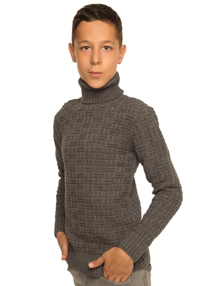Свитер Феликс, серый