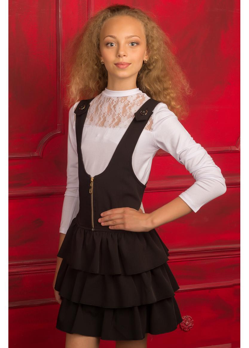Сарафан Алиса, черный